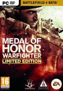 Medal of Honor Warfighter Limited Edition (CD Key)