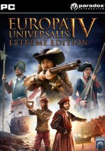 Europa Universalis 4 Digital Extreme Edition (CD Key)
