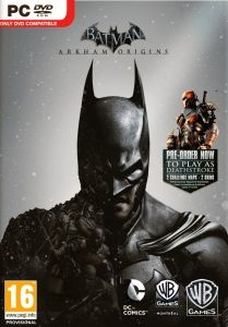 Batman: Arkham Origins (CD Key)