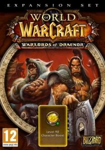 World of Warcraft: Warlords of Draenor (CD Key)