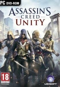Assassins Creed: Unity (PC DVD)