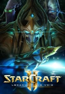 Starcraft 2: Legacy of The Void (DIGITAL)