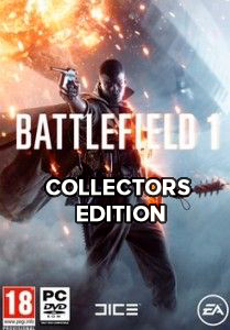 Battlefield 1 Collector`s Edition (PC)