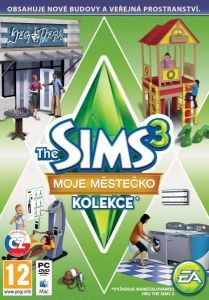 The Sims 3: Moje mestečko (CD Key)